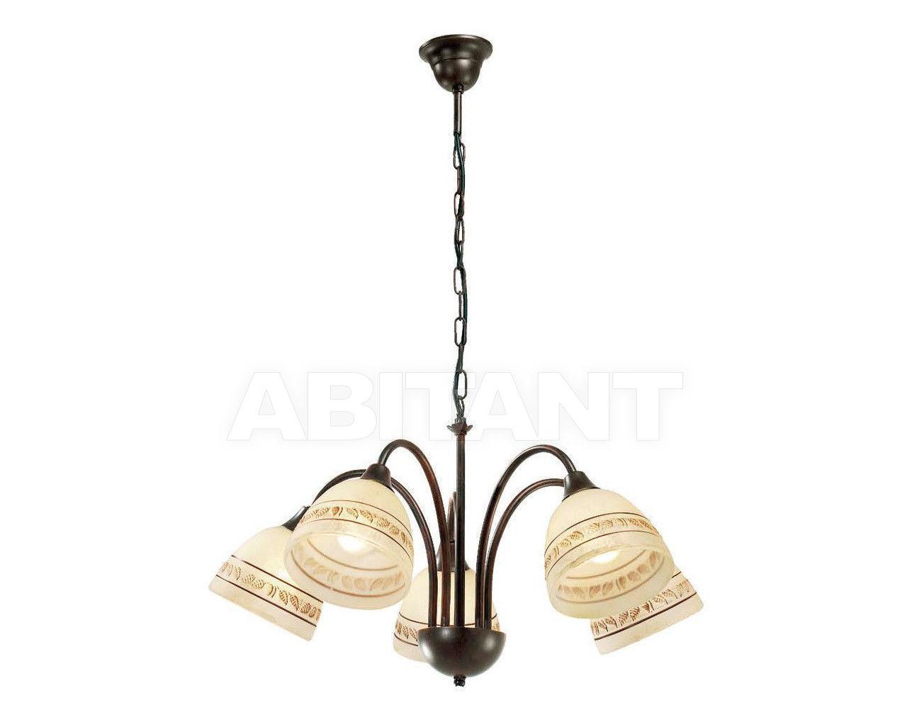 Купить Люстра Barrel Leonardo Luce Italia Interno Decorativo 2296/S5