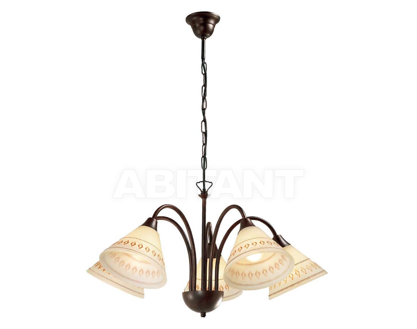 Купить Люстра Mistral Leonardo Luce Italia Interno Decorativo 2304/S5