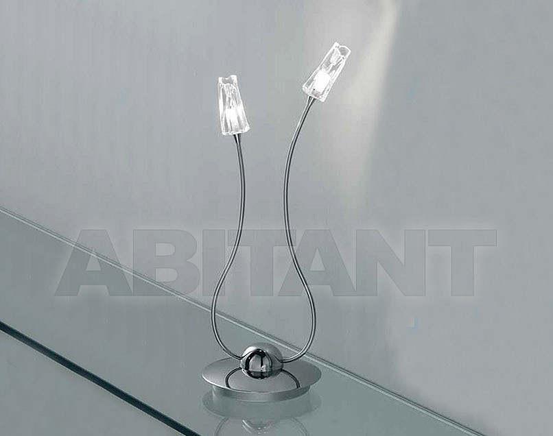 Купить Лампа настольная DEL-ICE Luci Italiane (Evi Style, Morosini) Traditional ES800/L2C02B04