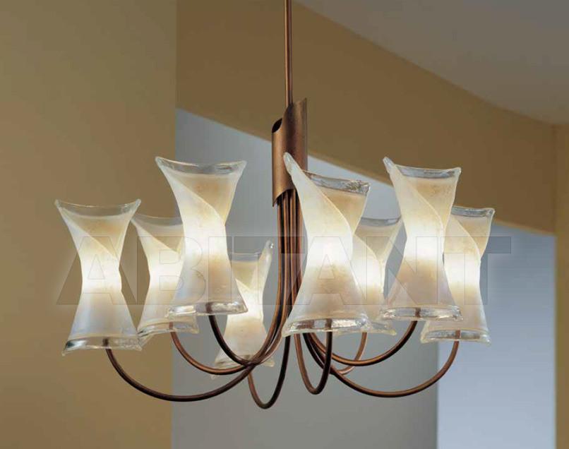 Купить Люстра WHIRL Luci Italiane (Evi Style, Morosini) Traditional ES6800/8R01S09