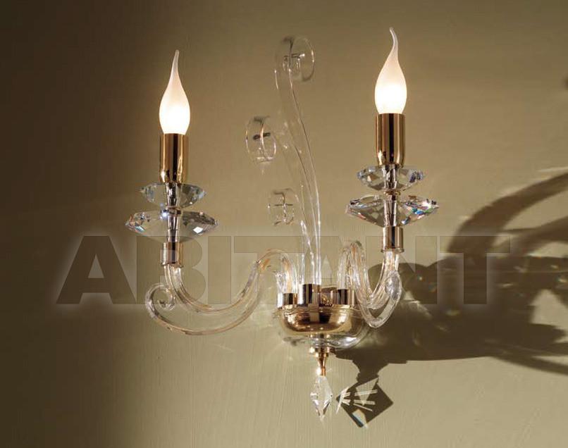 Купить Светильник настенный Euroluce Lampadari  2010 207/A2L