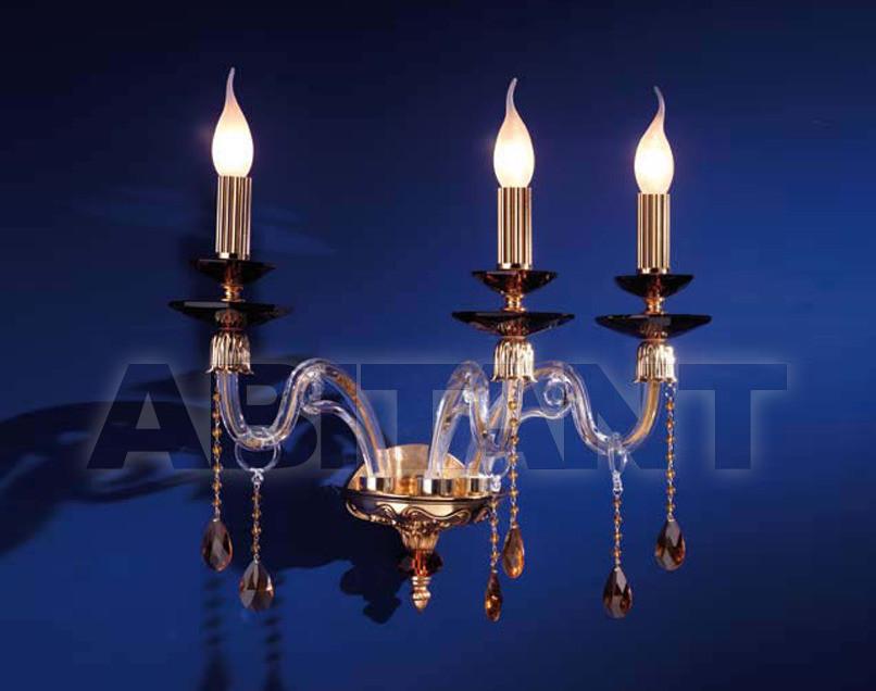 Купить Светильник настенный Euroluce Lampadari  2010 198/A3L