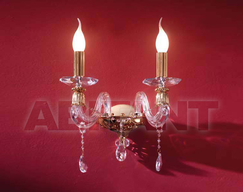 Купить Светильник настенный Euroluce Lampadari  2010 199/A2L