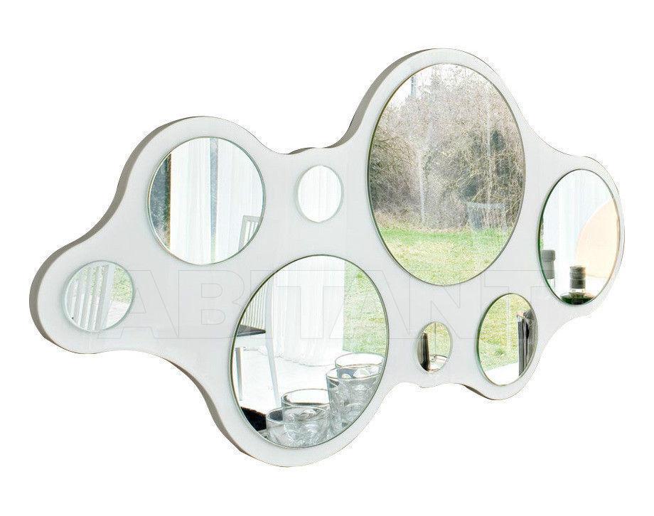 Купить Зеркало настенное BUBBLES Connubia by Calligaris Accessori Di Arredo CB/5029 P64