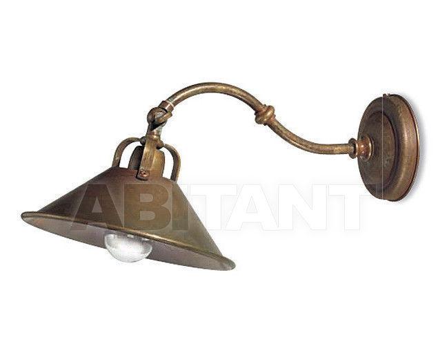 Купить Светильник настенный IL Fanale Lampade 204.04.OO