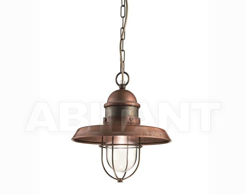 Купить Подвесной фонарь IL Fanale Lampade 225.07.ORB