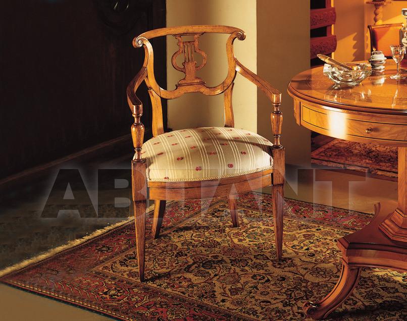 Купить Стул с подлокотниками F.LLI Sanvito Creso 04060