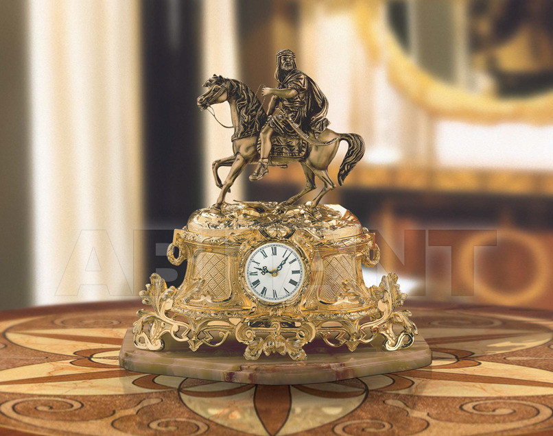 Купить Часы настольные Creaciones Cordon Time Is Gold 619