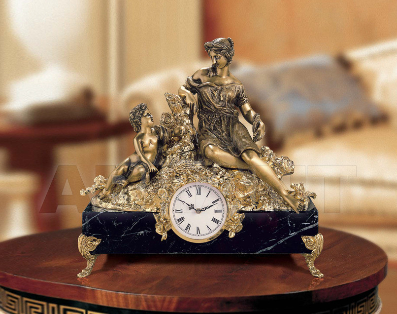 Купить Часы настольные Creaciones Cordon Time Is Gold 617