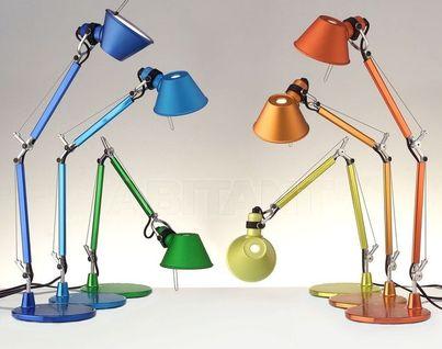 Лампа настольная Artemide TOLOMEO Micro ARD13P16
