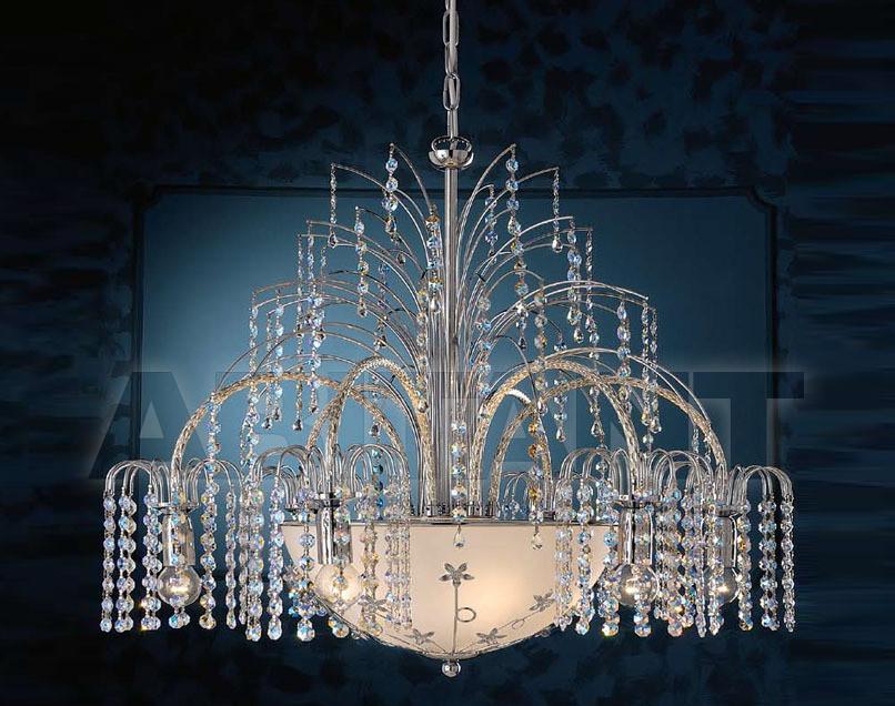 Купить Люстра Arredo Luce Fashion Crystal 522/6+6