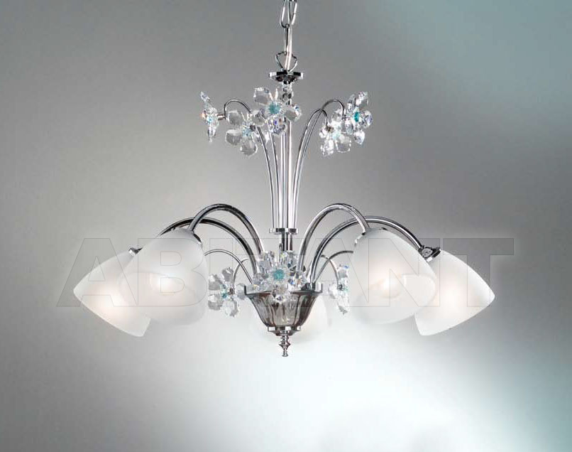Купить Люстра Arredo Luce Fashion Crystal 656/5 CHR