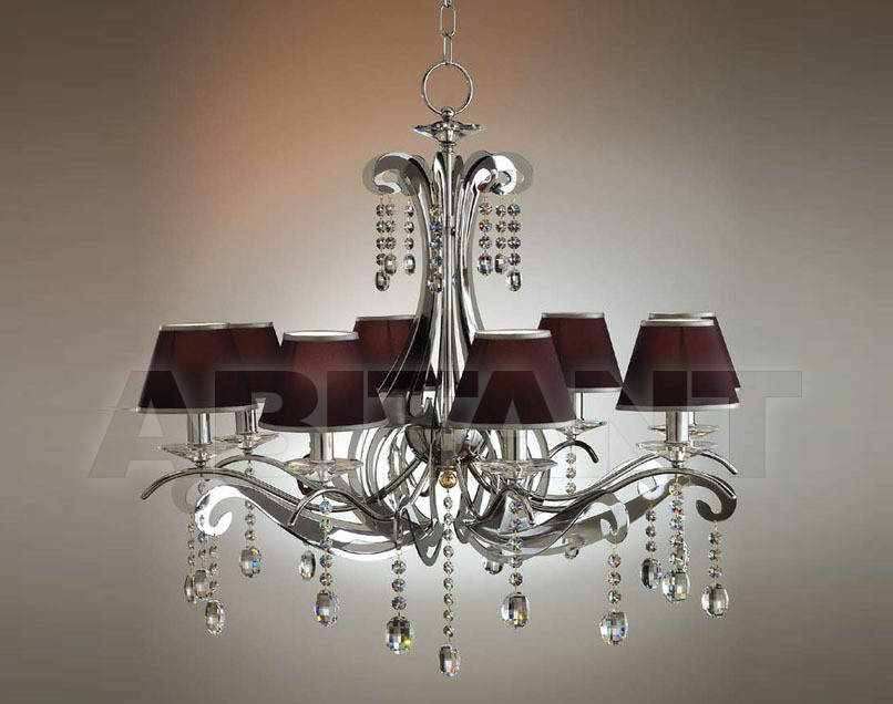 Купить Люстра Arredo Luce Fashion Crystal 1030/8