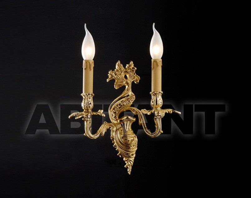 Купить Светильник настенный Arredo Luce Gold Light And Crystal 12.601/2