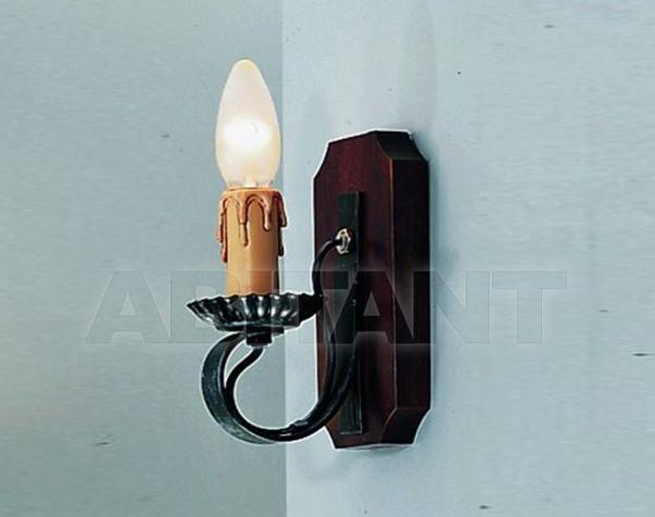 Купить Светильник настенный Rossini Illuminazione Classic A.906-1