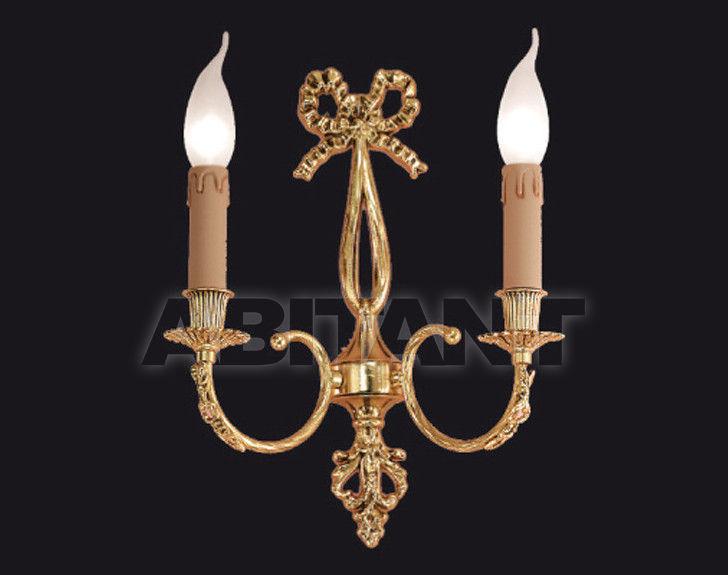 Купить Светильник настенный Arredo Luce Gold Light And Crystal 12.323/2