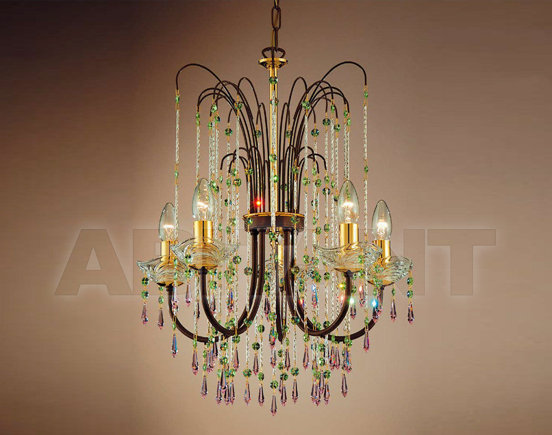Купить Люстра Arredo Luce Royal Crystal 403/5