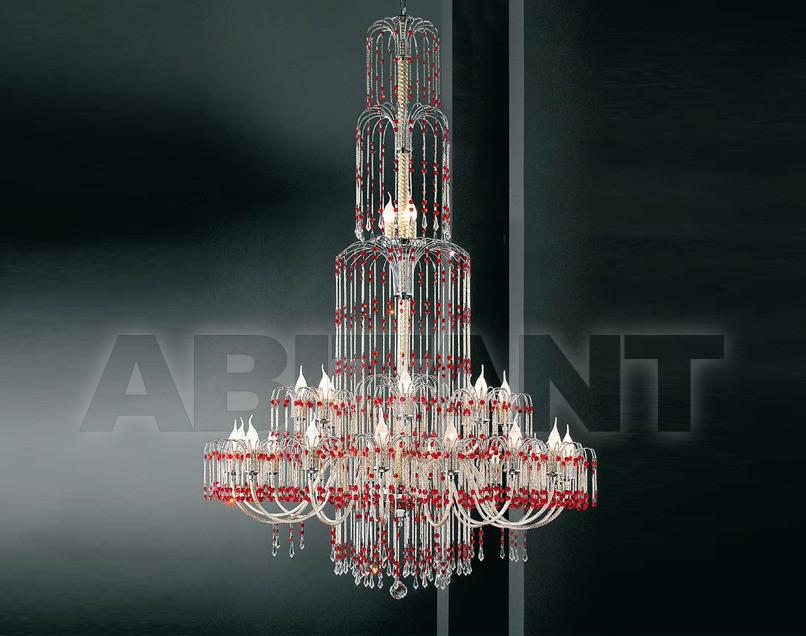Купить Люстра Arredo Luce Royal Crystal 406/24+3