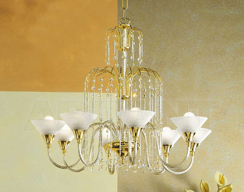 Купить Люстра Arredo Luce Royal Crystal 407/8