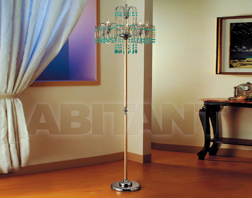 Купить Торшер Arredo Luce Royal Crystal 406/P5