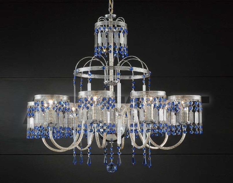 Купить Люстра Arredo Luce Royal Crystal 450/8