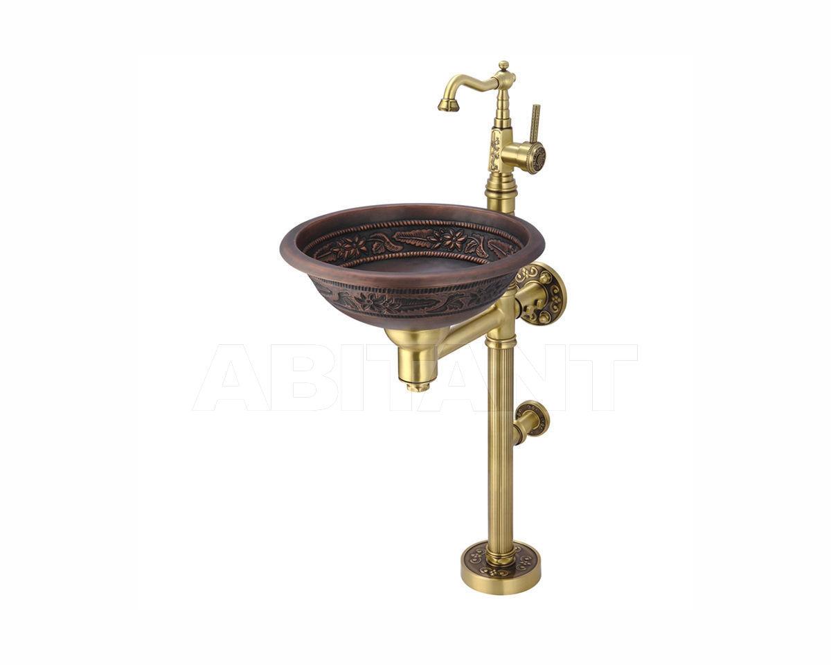 Купить Раковина напольная Bronze de Luxe LZ10108