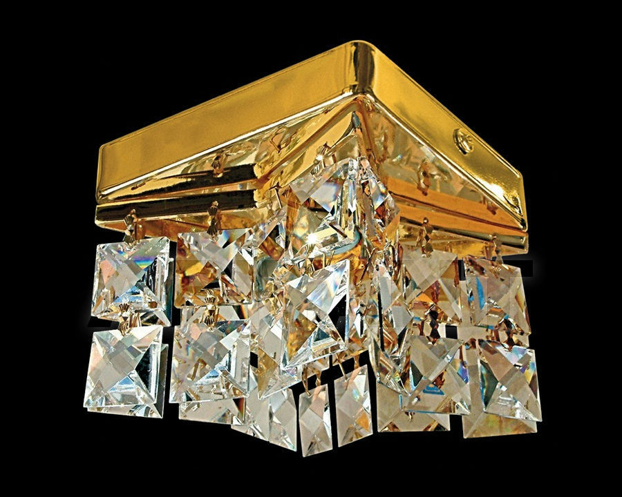 Купить Светильник точечный Gumarcris  Crystal Spot Lights 1911OR