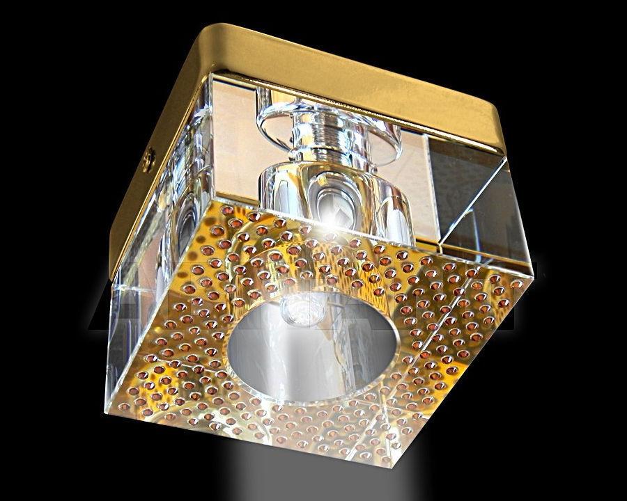 Купить Светильник точечный Gumarcris  Crystal Spot Lights 2513OR