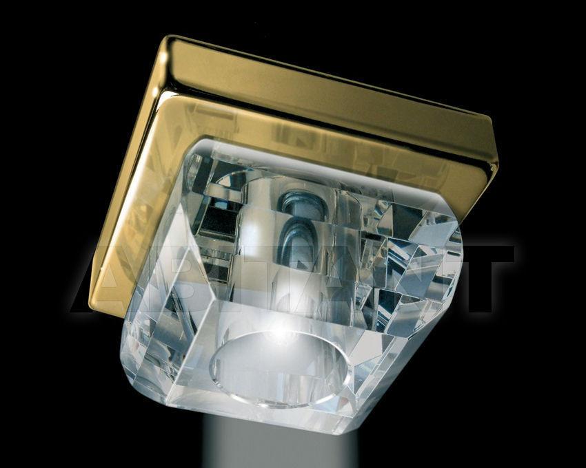 Купить Светильник точечный Gumarcris  Crystal Spot Lights 1470OR