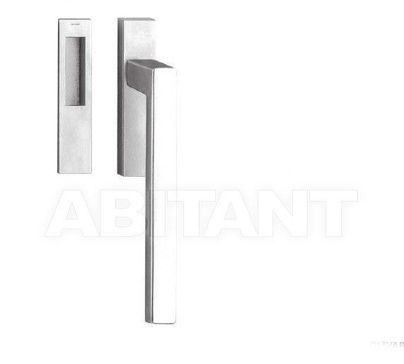Купить Дверная ручка Olivari Maniglioni Alzanti L121