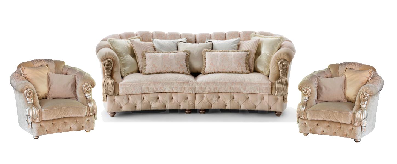 Купить Комплект мягкой мебели Paolo Lucchetta & C. snc CHANEL
