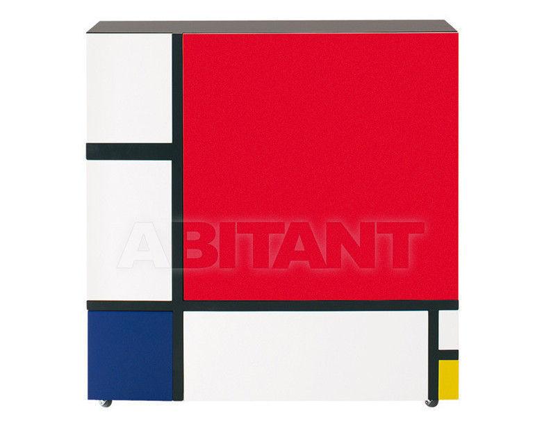 Купить Шкаф Homage to Mondrian Cappellini Collezione Sistemi PC_18