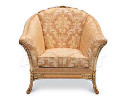Купить Кресло Stil Salotti di Origgi Luigi e Figli s.n.c. Origgi Crown armchair
