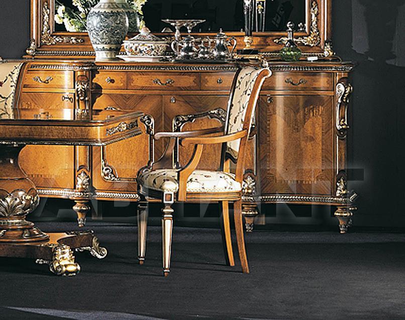 Купить Стул с подлокотниками Cantaluppi Collections 2012 Ermitage Capotavola