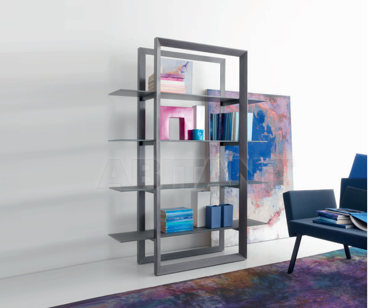 Купить Стеллаж Upper COM.P.AR Bookcases 504+120
