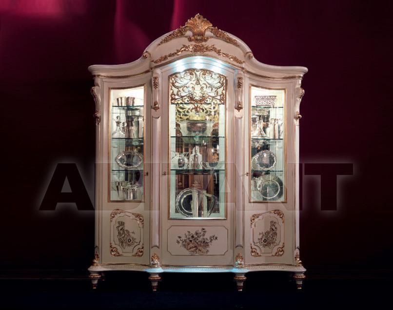 Купить Сервант Cantaluppi Collections 2012 Ermitage white Vetrina