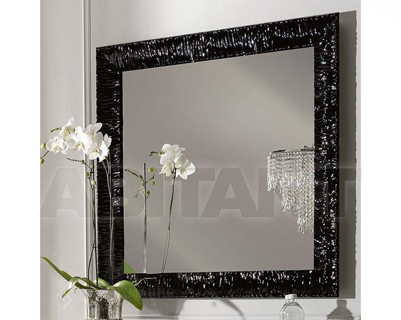 Купить Зеркало Retro Kerasan 736401nero