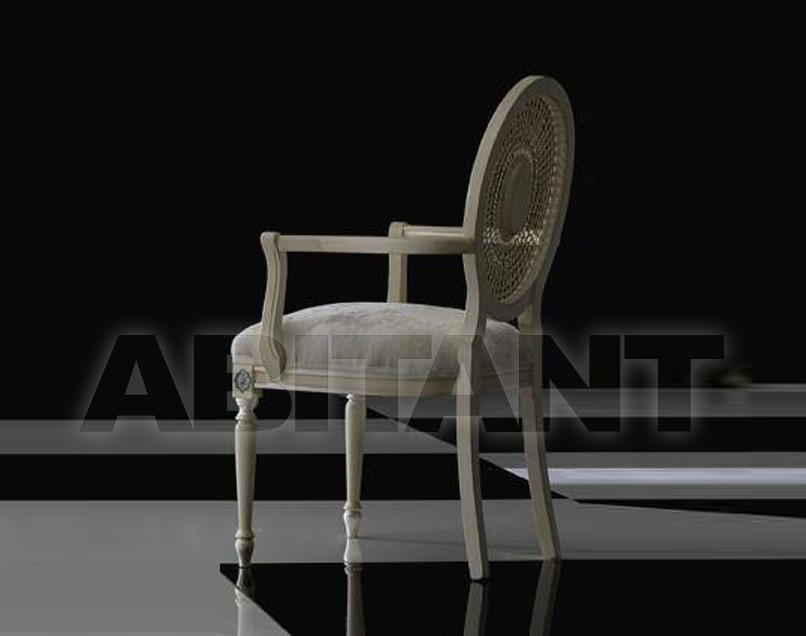 Купить Стул с подлокотниками Florence Art di Marini Bruno Srl 2007 5922/PC