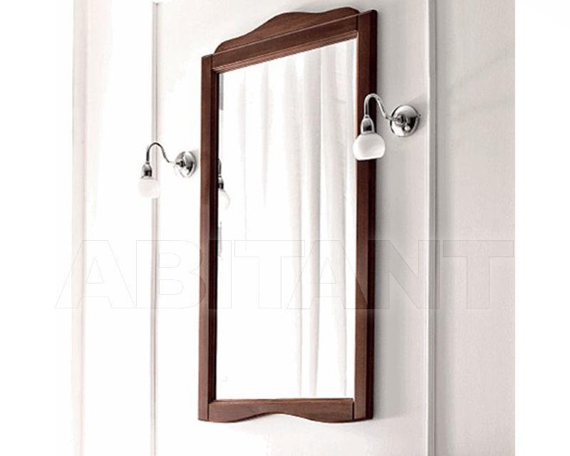 Купить Зеркало Retro Kerasan 731340 noce