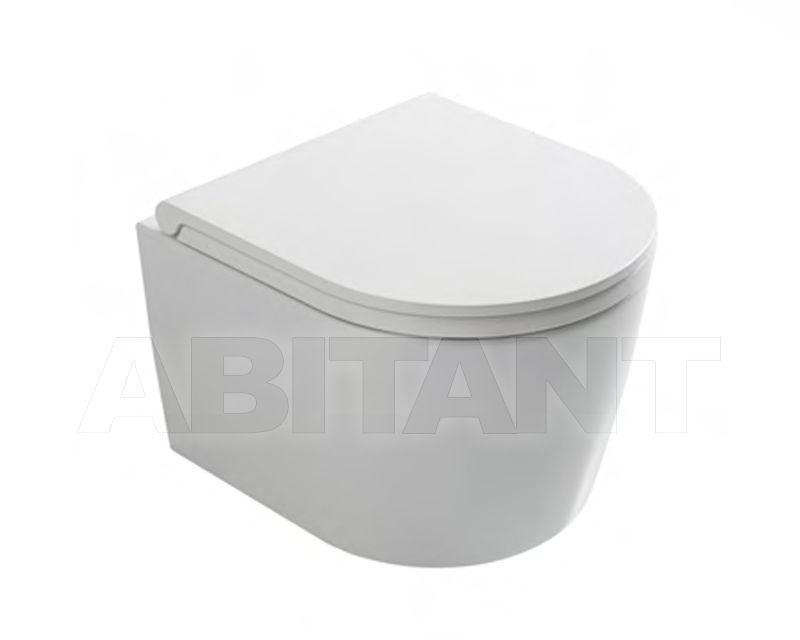 Купить Унитаз подвесной Forty3 Ceramica Globo FOS04.BI