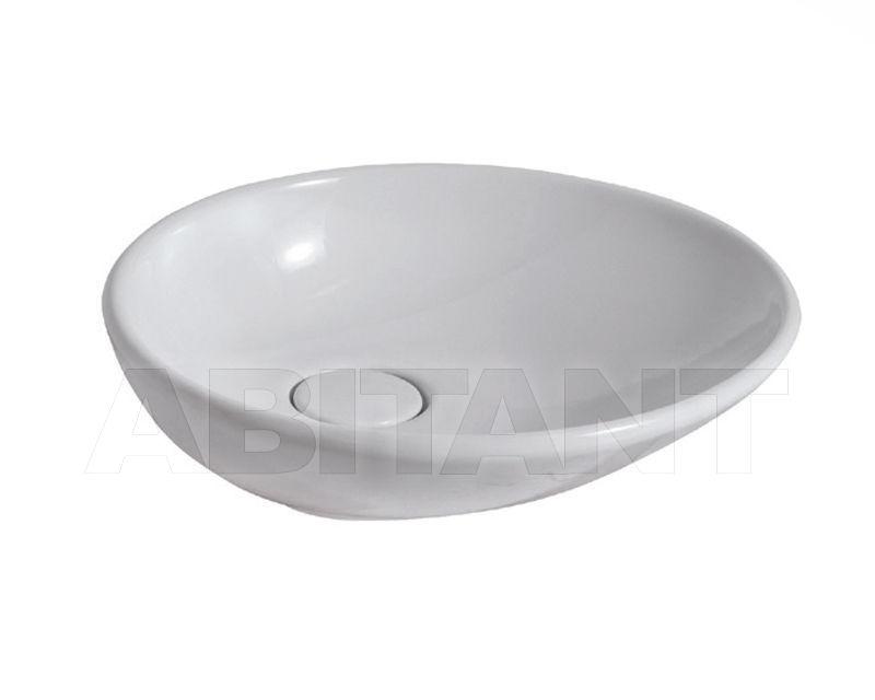 Купить Раковина накладная  Lavabi d'arr Ceramica Globo LAT50.BI*0