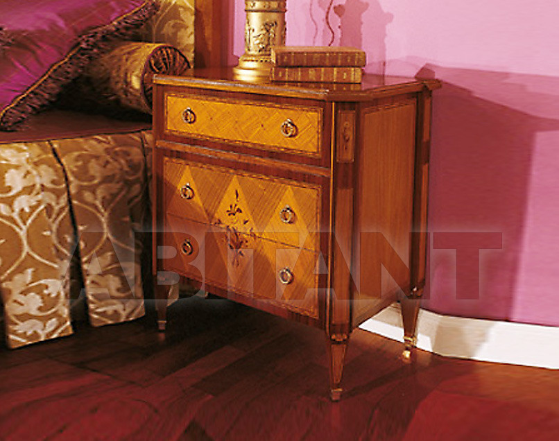 Купить Тумбочка Colombo Mobili Bedroom 215