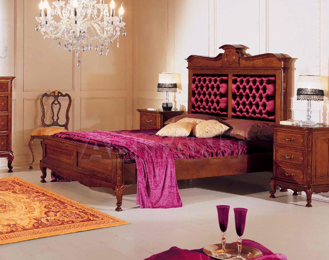 Купить Кровать F.lli Corso Srl Parisienne 732B