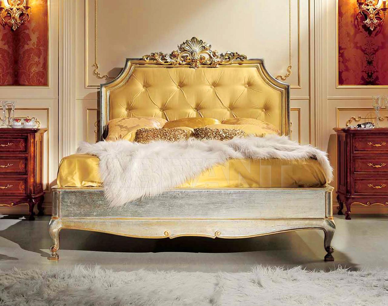 Купить Кровать F.lli Corso Srl Parisienne 735
