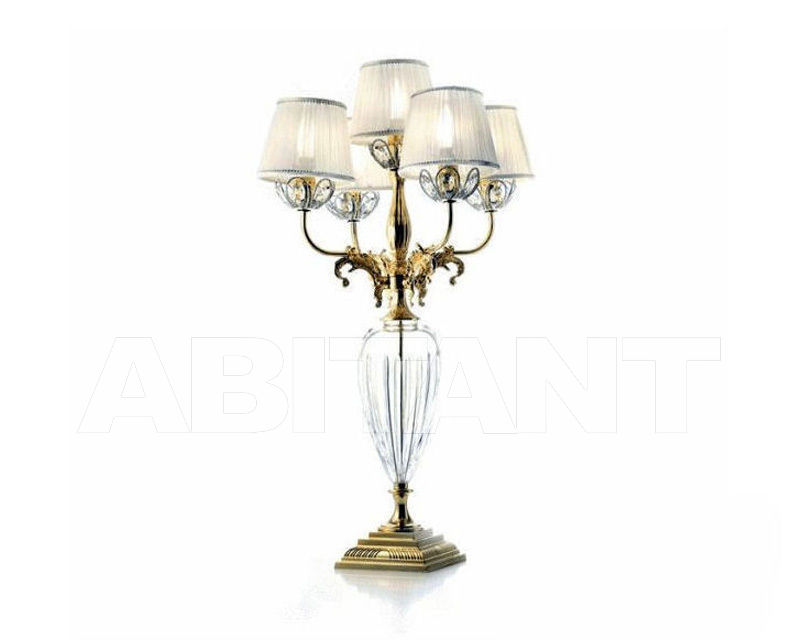 Купить Лампа настольная IL Paralume Marina  2013 1744 G ORO 24K