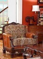 Купить Кресло серии Boston W462-01