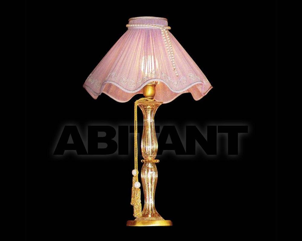 Купить Лампа настольная IL Paralume Marina  2013 1373 /G