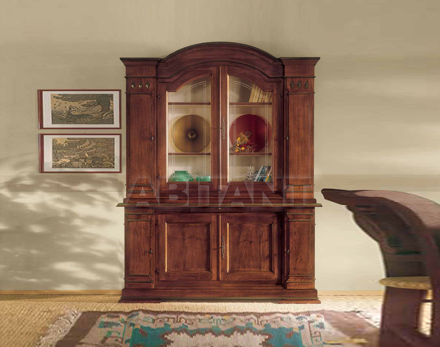Купить Сервант F.lli Corso Srl Golden House 501
