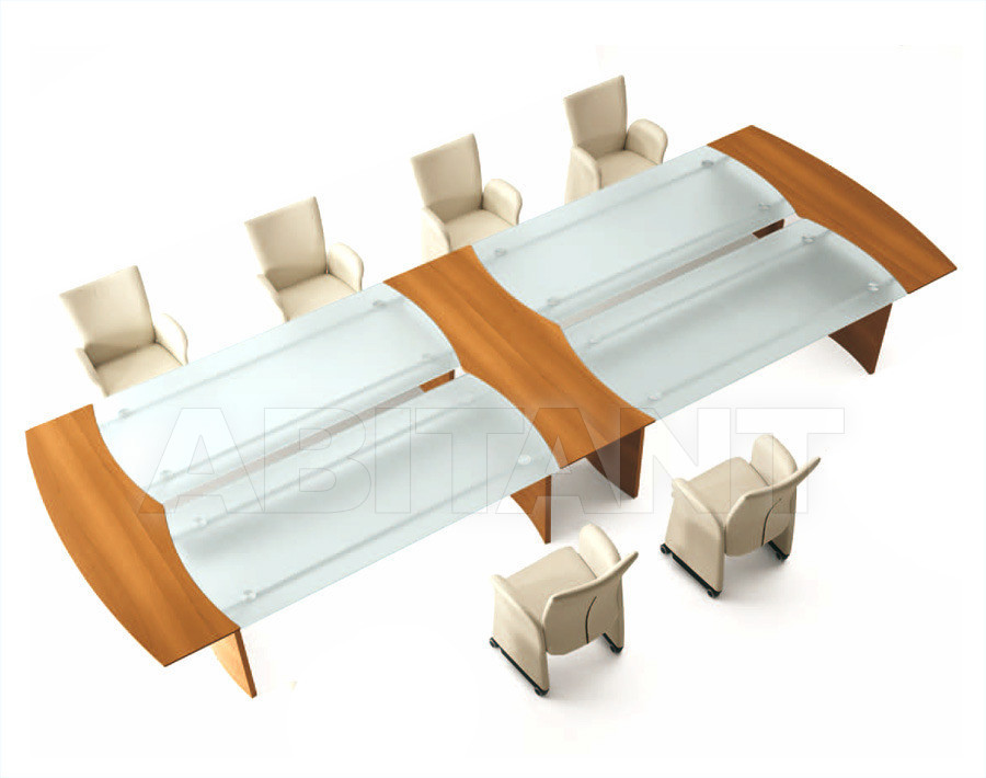 Купить Стол для конференц-залов Uffix Ghost 2010 AGHV C11
