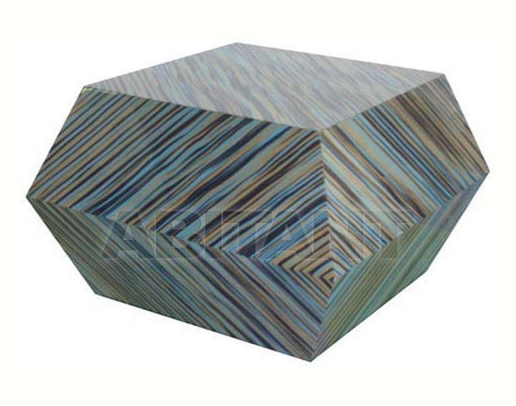 Купить Столик приставной Sergio Villa Mobilitaly 2003-2011 Multicolor striped
